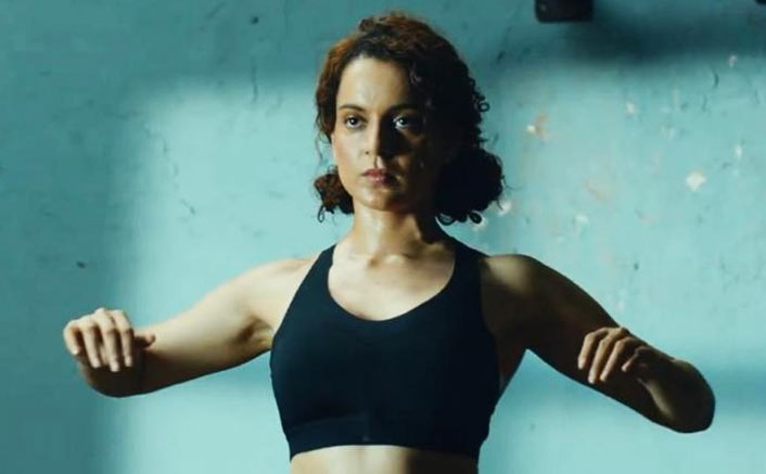 Anything is possible with strong will, tough mind: Kangana