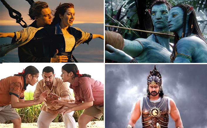Bollywood Is A Growing Market Whereas Hollywood Is Stagnant – Titanic, Avatar, Dangal and Baahubali PROVE IT!