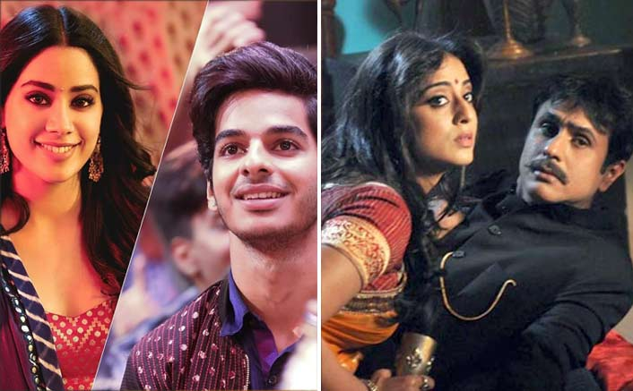 Box Office - Dhadak continues to lead, Saheb Biwi aur Gangster 3 set to wrap up quick