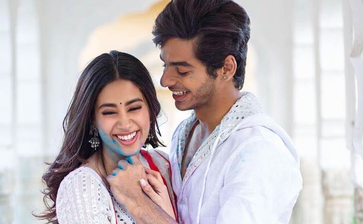 Box Office - Dhadak has the Biggest Week One for a newcomer flick