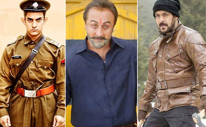 Box Office - Rajkumar Hirani's Sanju to cross PK and Tiger Zinda Hai this week
