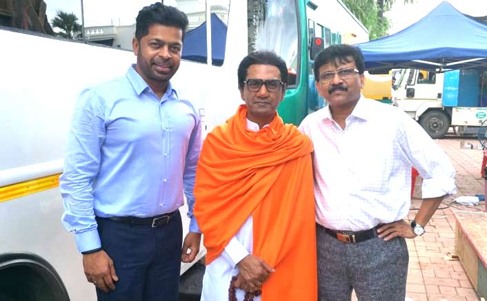 Carnival Motion Pictures join hands with Sanjay Raut to Co-produce Thackeray