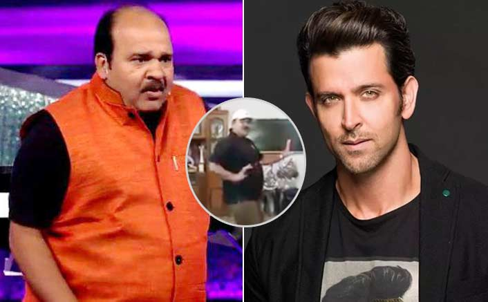 VIDEO: Dancing Uncle AKA Sanjeev Shrivastava Is Back; This Time With Hrithik Roshan's Song!