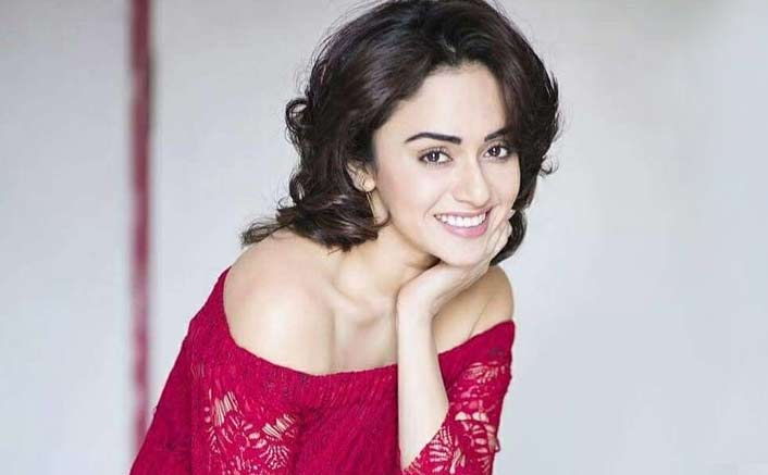 Demure to serial killer: Amruta Khanvilkar breaks away from convention