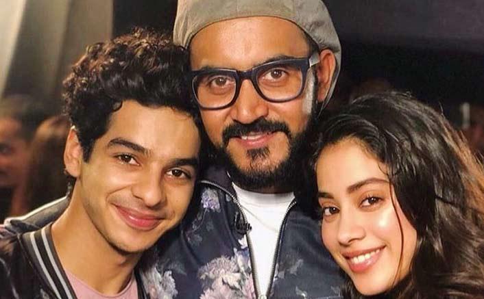 'Dhadak' director impressed by Janhvi's professionalism