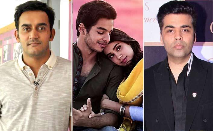 'Dhadak' is Shashank Khaitan's best film, says Karan Johar
