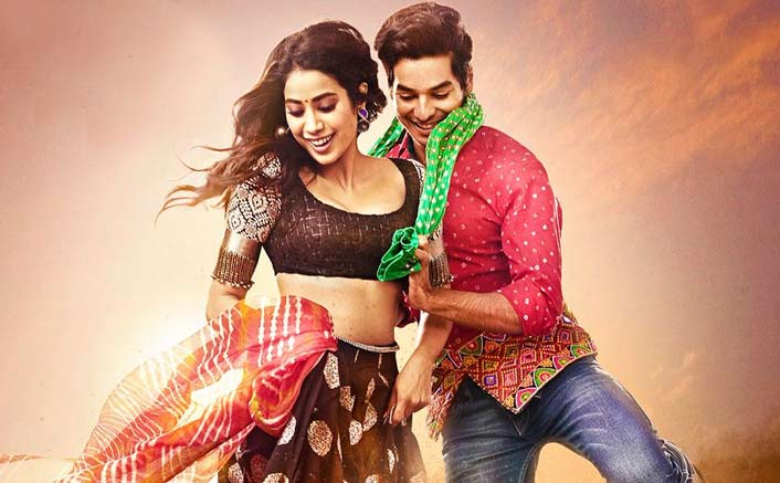 Dhadak Movie Review: A Similar Painting With Added Beautiful Colours!