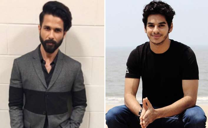 Don't want to separate my identity from Shahid, says Ishaan Khatter