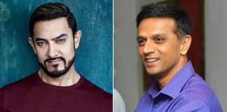 Former Indian Cricketer Rahul Dravid Wants Aamir Khan To Play His Biopic