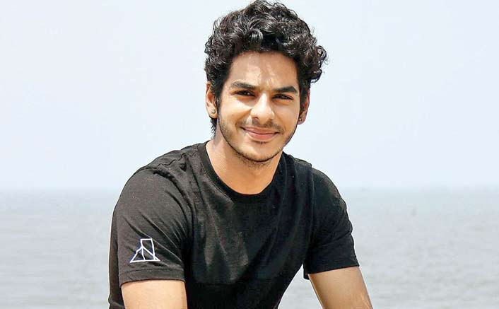 No stunt doubles for Ishaan Khatter