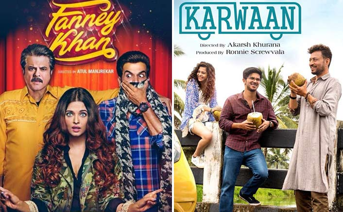 Here's The List Of Commercially Successful Content Films: Will Fanny Khan And Karwaan Join The List?