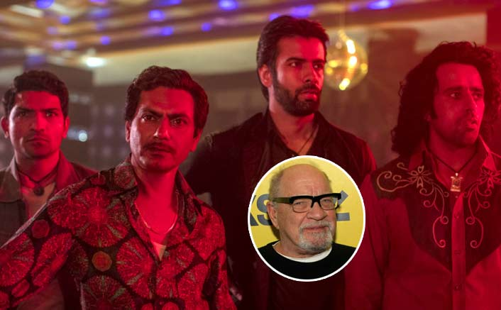 Here's what Paul Schrader has to say of 'Sacred Games'