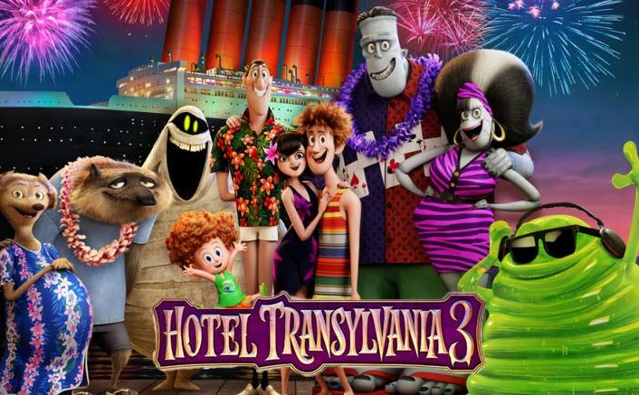 Hotel Transylvania 3 Movie Review: Bleh-Bleh-Blah-Blah!