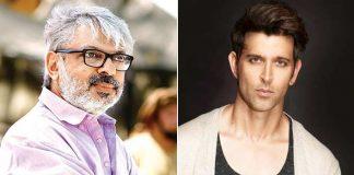 Hrithik Roshan clears the air on refusing Sanjay Leela Bhansali's next