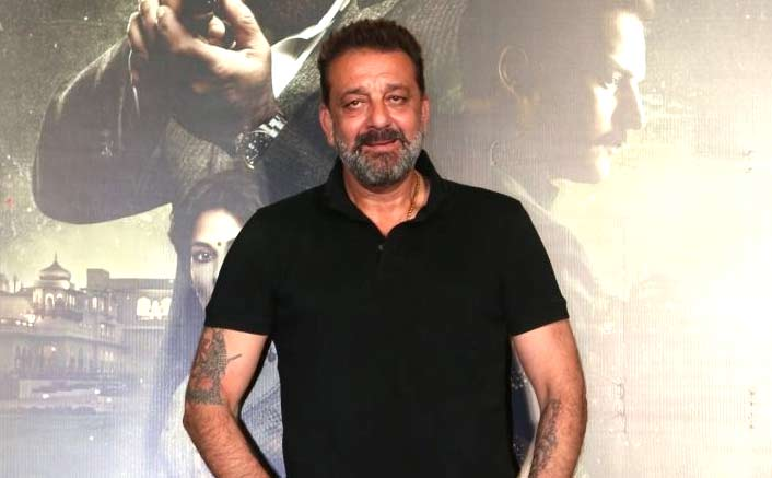 I'm completely different from my onscreen image: Sanjay Dutt