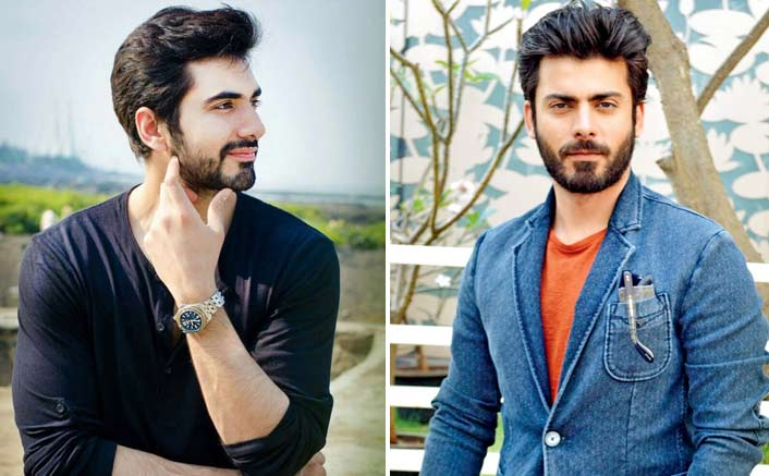 Ishwak Singh: It's amazing to be compared to Fawad Khan!