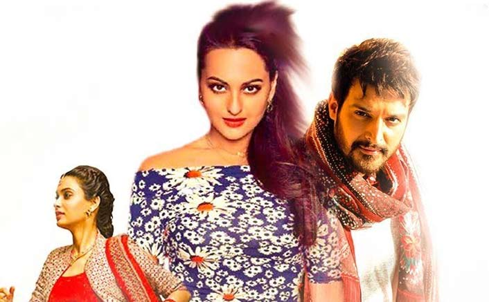 Jimmy Sheirgill and Sonakshi Sinha promise double the fun in Mudassar Aziz's sequel Happy Phirr Bhag Jayegi