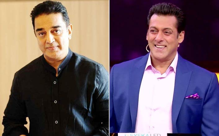 Kamal Haasan and Salman Khan to share screen space for the first time