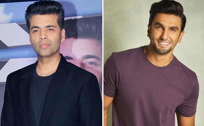 Karan Johar signs Ranveer Singh For A Two-Hero Project?