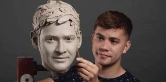 Mahesh Babu's wax statue in progress, early insights look undistinguishable