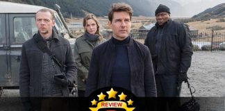Mission: Impossible - Fallout Movie Review