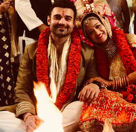 Mithun Chakraborty's Son Mimoh Got Married To Madalsa Sharma Today Despite Rape Charges