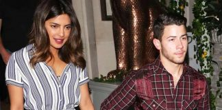 Priyanka, Nick on double date