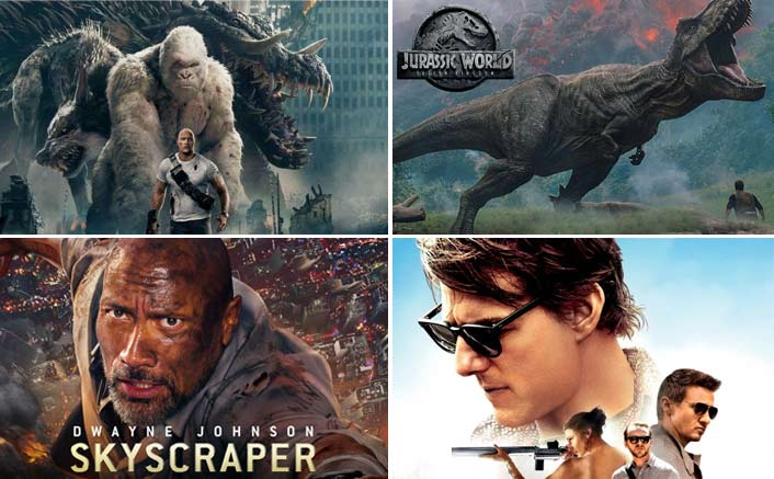 Rampage, Jurassic World, Skyscraper, Mission Impossible: Here's Why Hollywood Films Are Not Releasing in 3D in India!