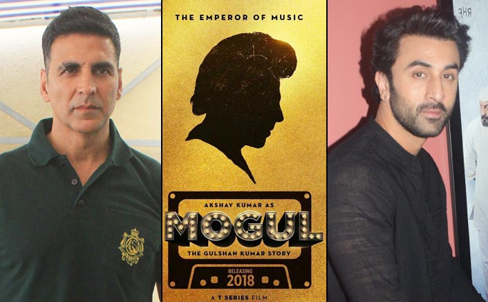Ranbir Kapoor To Replace Akshay Kumar In Mogul?