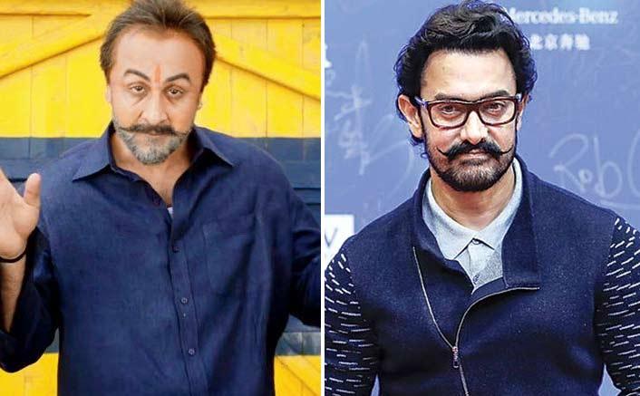 Ranbir Kapoor's Sanju Sets THIS Massive Target For Aamir Khan's Thugs of Hindostan!