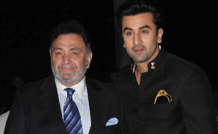 Ranbir joins parents in NY, brings positivity