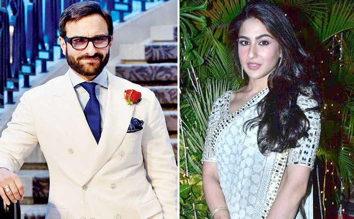 Saif Ali Khan And Sara Ali Khan To Play Father-Daughter On Screen?