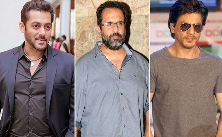 Salman, Shah Rukh never made me realize that I am working with superstars: Aanand L. Rai