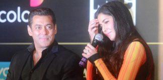 Salman welcomes 'beautiful' Katrina to 'Bharat'