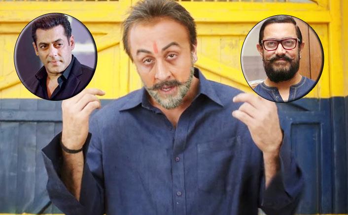 Sanju Box Office: Beats THIS Film Of Salman Khan & Aamir Khan