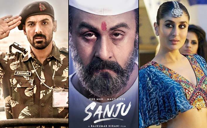 Sanju Box Office: Crosses Films Like Parmanu ,Veere Di Wedding & More In Just 4 Days