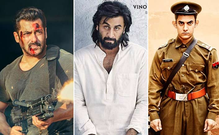 Sanju Box Office: Ranbir Kapoor Now Holds The 2nd Highest Hindi Grosser EVER; Beats Salman Khan & Aamir Khan!