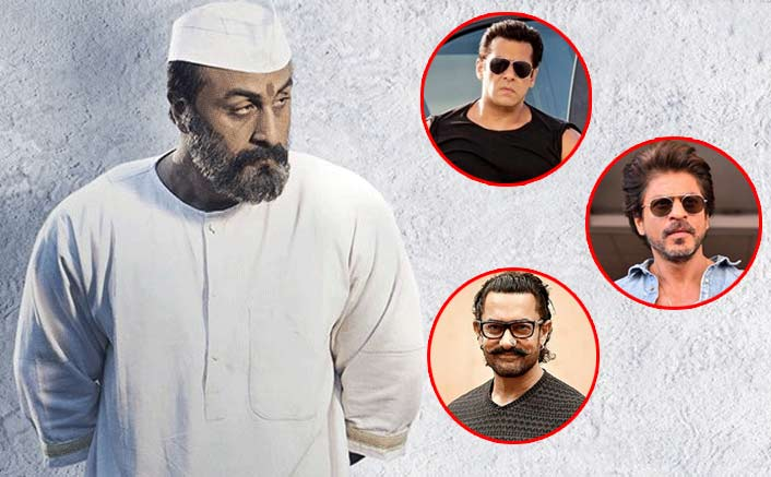 Sanju Day 2 Box Office: 41 Crores VS Salman Khan, Shah Rukh Khan & Aamir Khan's Last 5 Second Day Collections