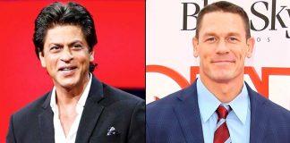 Shah Rukh Khan & John Cena Twitter Chat