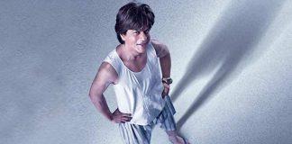 Shah Rukh Khan Zero Shoot