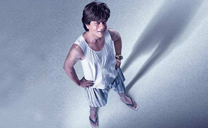 Zero: Shah Rukh Khan Reacts On A Fan-Made Trailer!