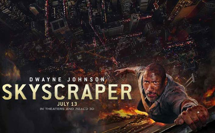 Skyscraper Movie Review: Dwayne Johnson Climbs Up The Tower Of Expectations!