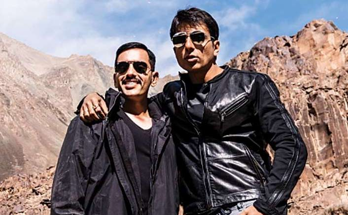 Sonu Sood is a confident performer: Luv Sinha