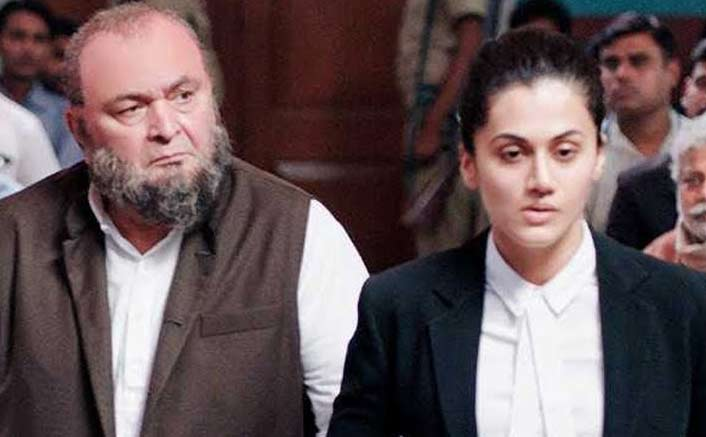 Taapsee Pannu takes role prep inspiration from Big B for Mulk!