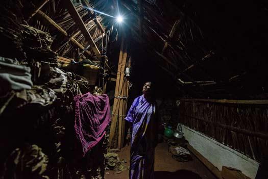 The proceeds from Alia Bhatt's initiative 'Mi Wardrobe is Su Wardrobe' were used to light up homes of 40 families in Karnataka