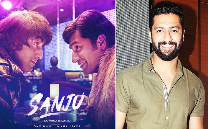 WHAT!! Vicky Kaushal Has Not Watched Sanju Yet?