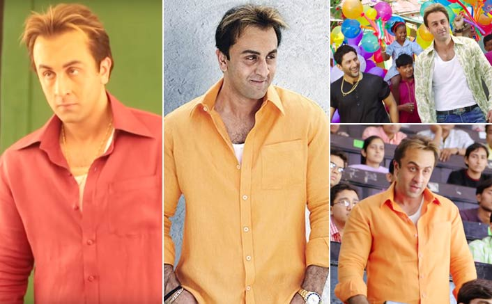 Watch the uncountable look tests that went into transforming Ranbir Kapoor as Munnabhai for Sanju!