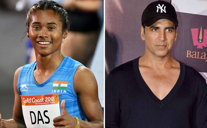 Would like to make biopic on Hima Das: Akshay Kumar