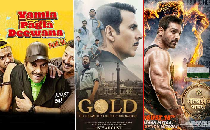 Yamla Pagla Deewana Phir Se Postponed; Gold Will Clash with Satyameva Jayate