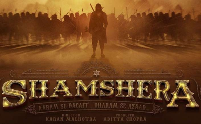 YRF's Shamshera To Release On July 31, 2020!